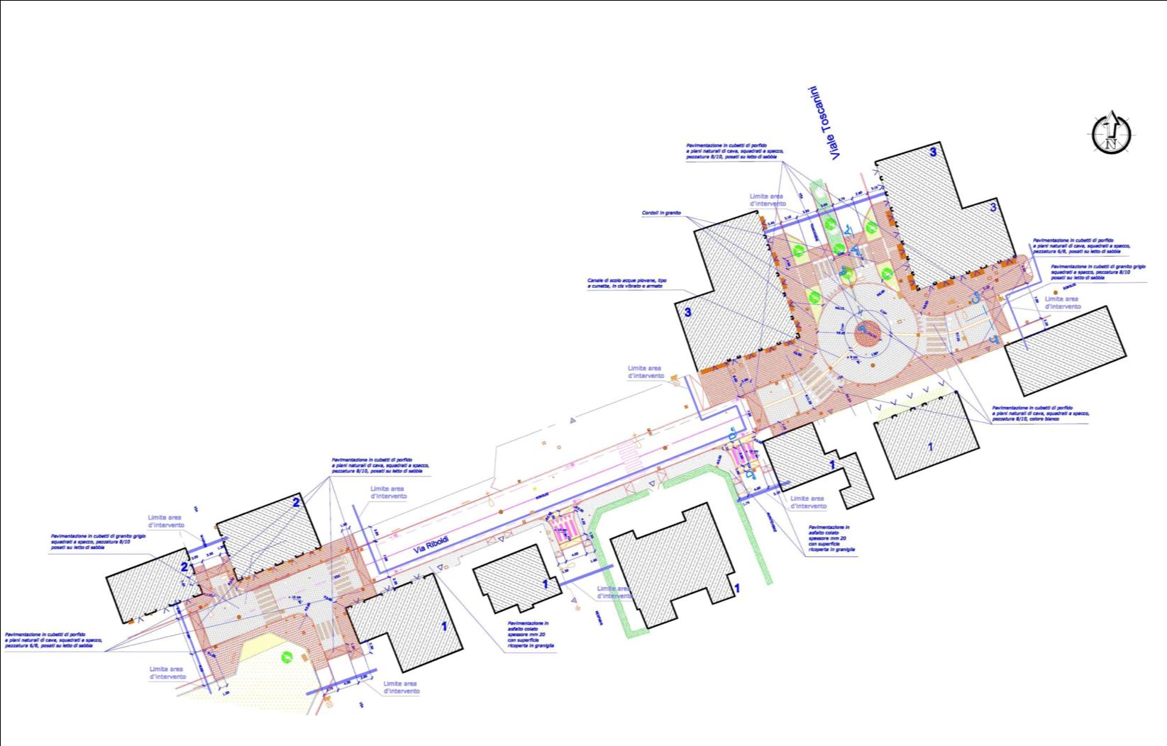 Riqualificazione di via Riboldi – Paderno Dugnano