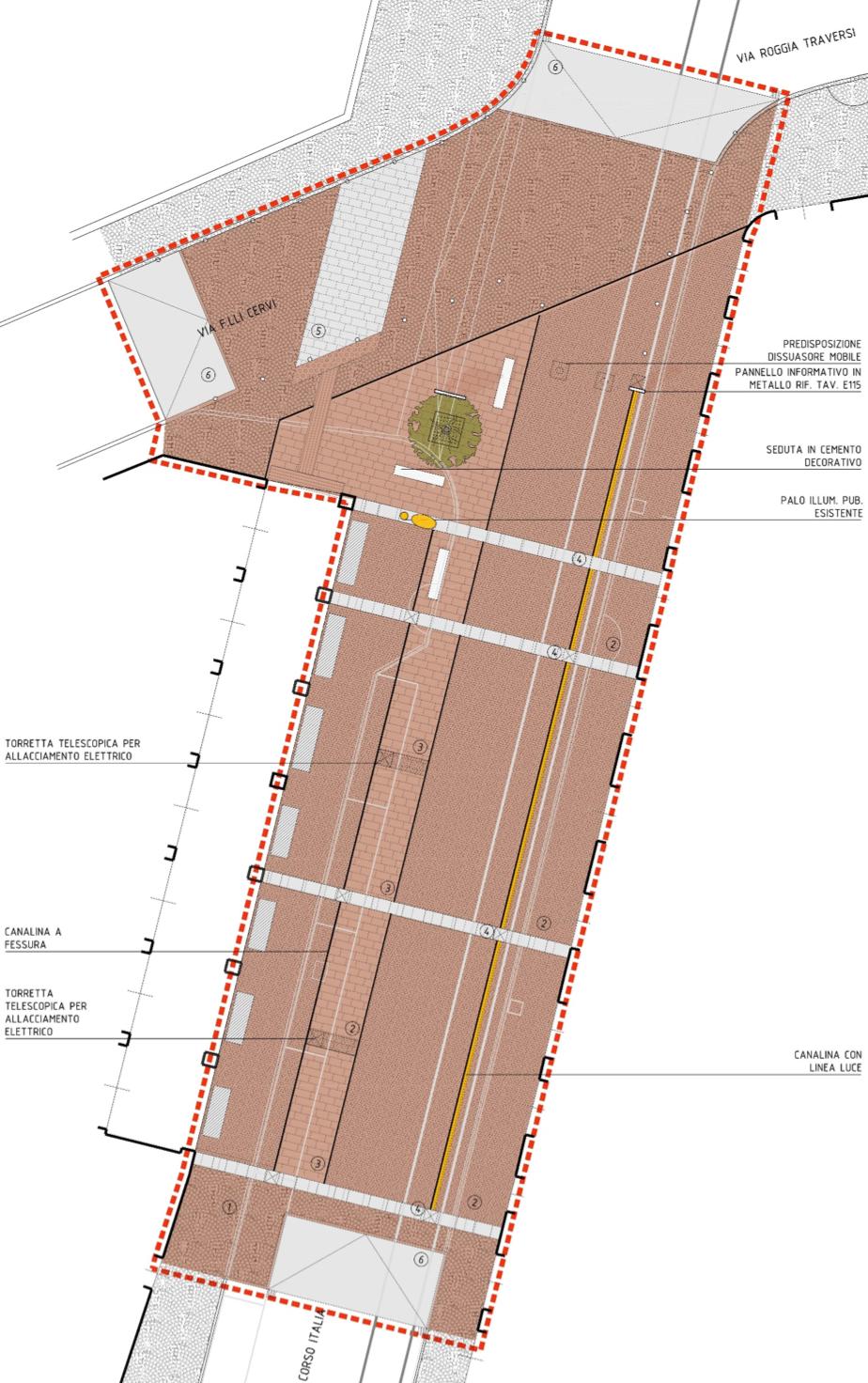 Riqualificazione urbana del Centro di Desio – Via Garibaldi e Corso Italia